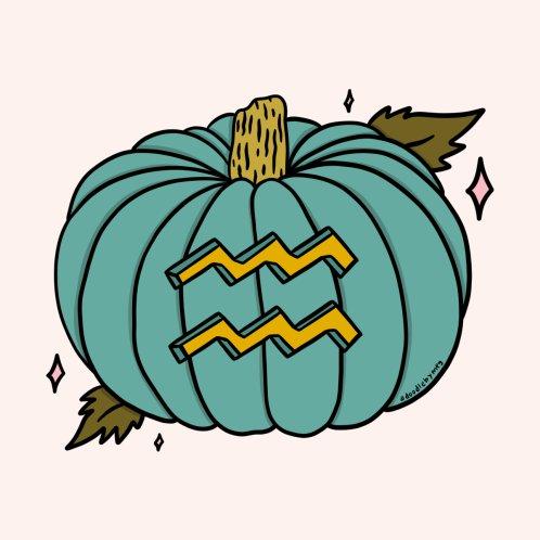 Design for Aquarius Pumpkin