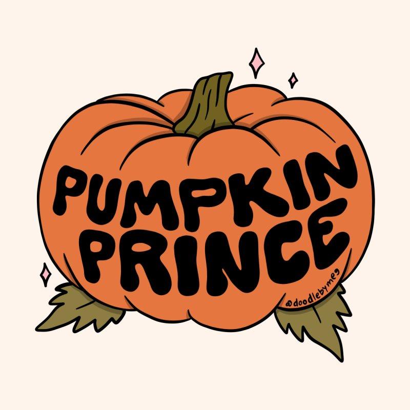 Pumpkin Prince Men's T-Shirt by doodlebymeg's Artist Shop