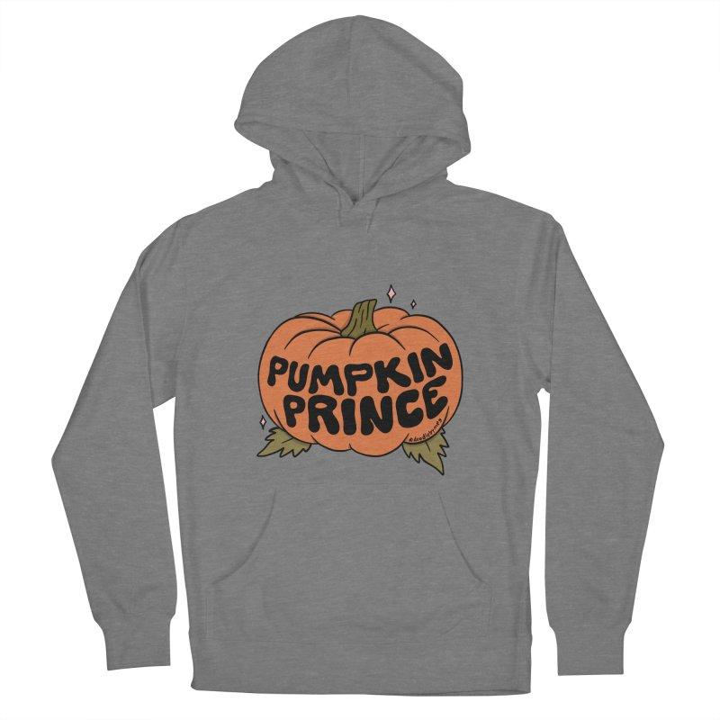 Pumpkin Prince Women's Pullover Hoody by doodlebymeg's Artist Shop