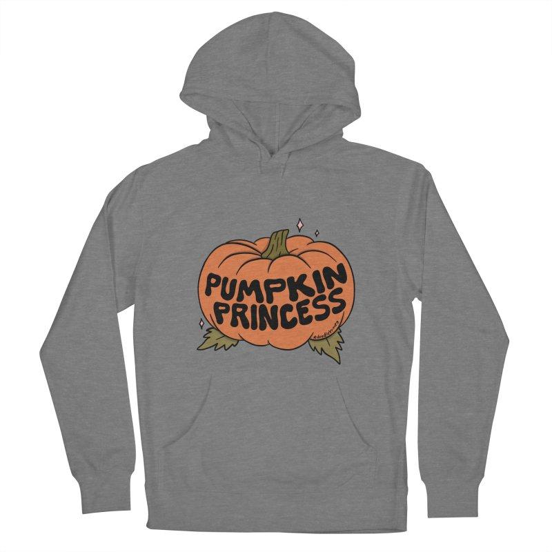 Pumpkin Princess Women's Pullover Hoody by doodlebymeg's Artist Shop