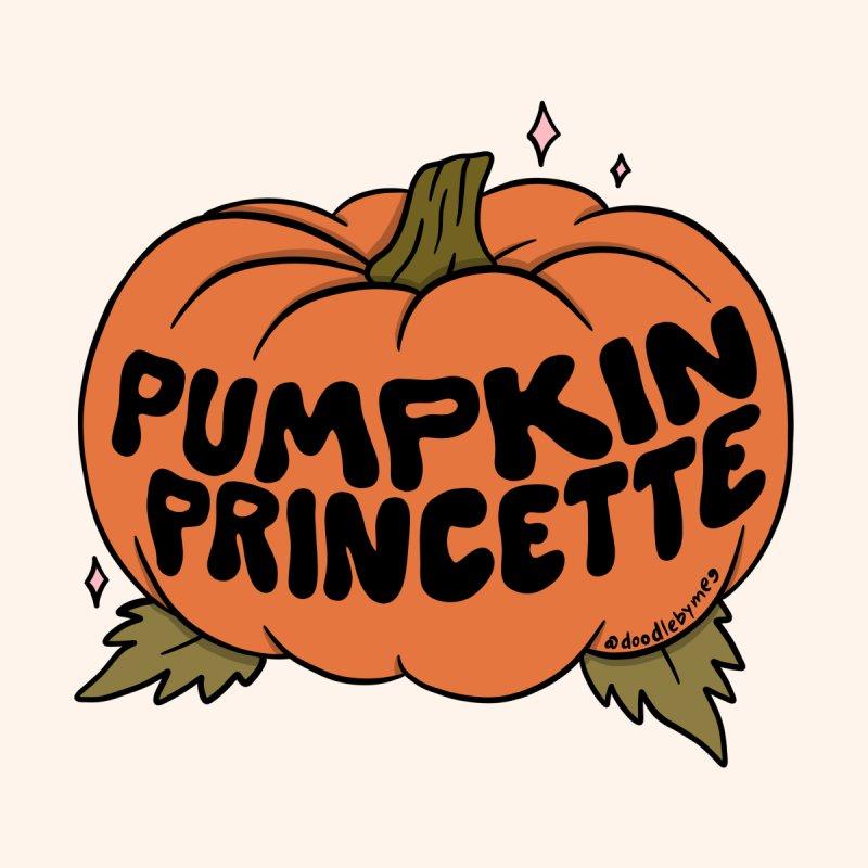 Pumpkin Princette Men's T-Shirt by doodlebymeg's Artist Shop