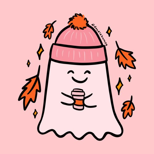 Design for Fall Ghost
