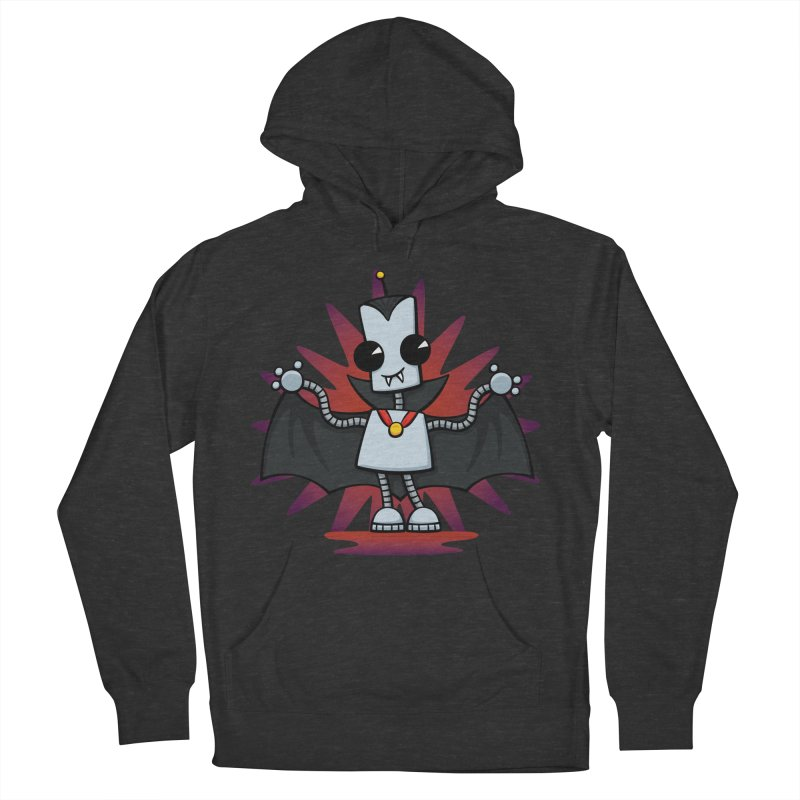 Ned the Vampire Men's Pullover Hoody by doodledojo's Artist Shop