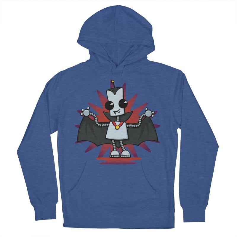 Ned the Vampire Men's Pullover Hoody by doodledojo's Artist Shop