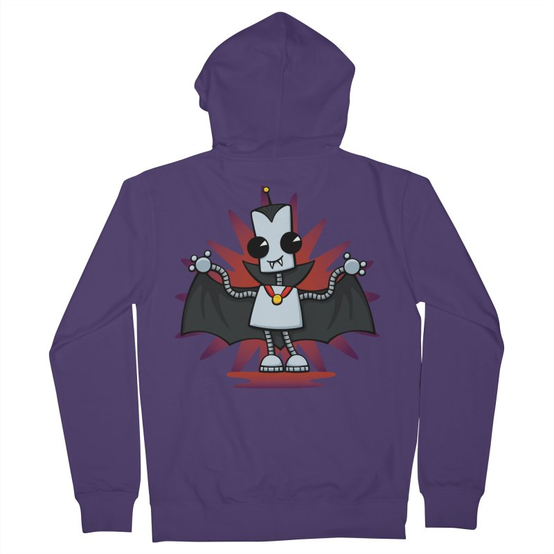 Ned the Vampire Women's Zip-Up Hoody by doodledojo's Artist Shop