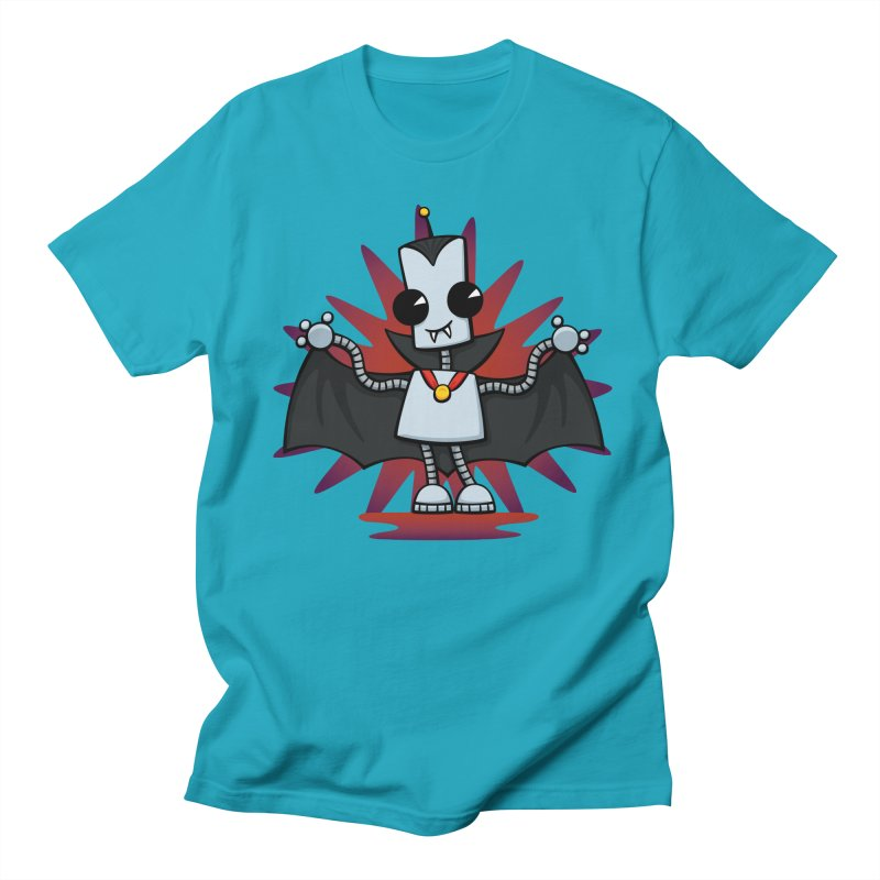 Ned the Vampire Men's T-shirt by doodledojo's Artist Shop