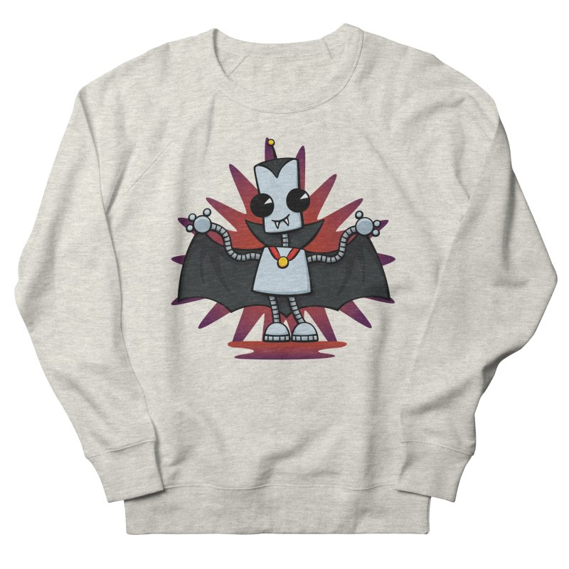Ned the Vampire Women's Sweatshirt by doodledojo's Artist Shop