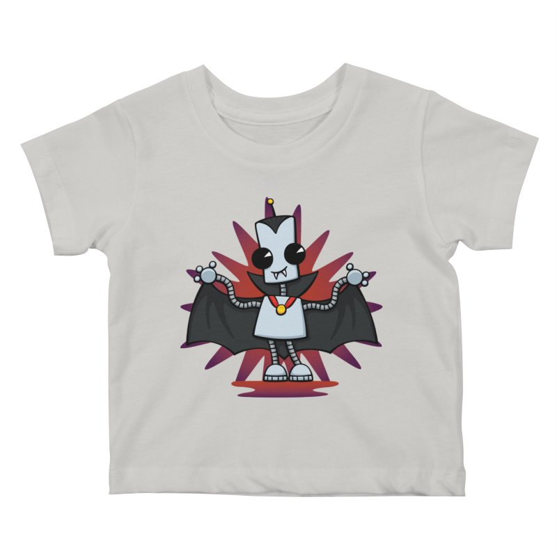 Ned the Vampire Kids Baby T-Shirt by doodledojo's Artist Shop