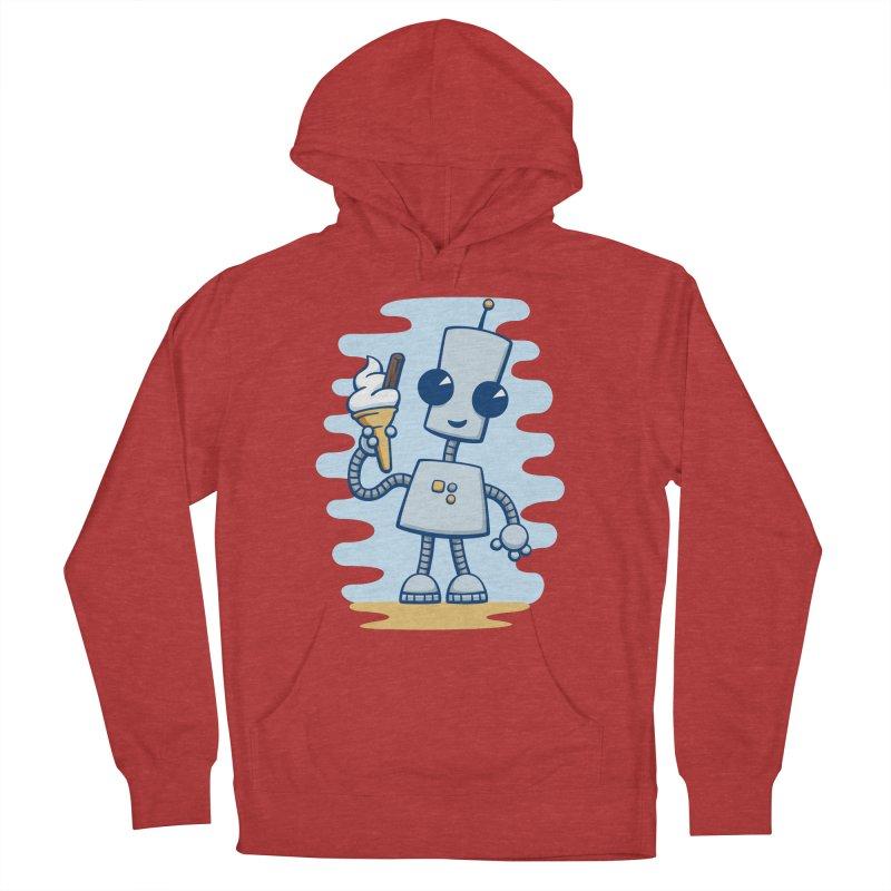 Ned's Ice Cream Men's Pullover Hoody by doodledojo's Artist Shop