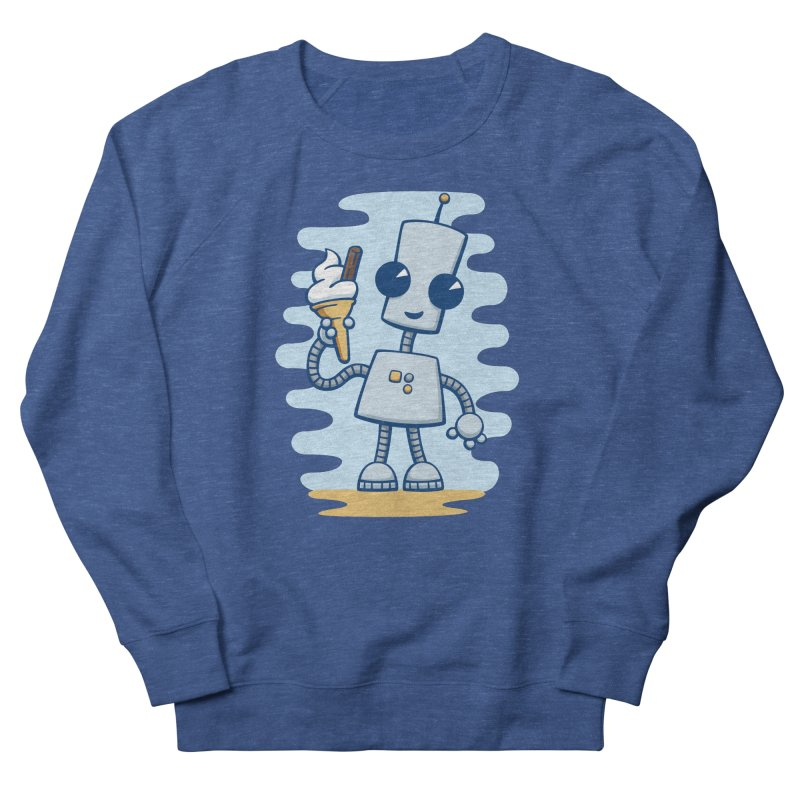 Ned's Ice Cream Women's Sweatshirt by doodledojo's Artist Shop
