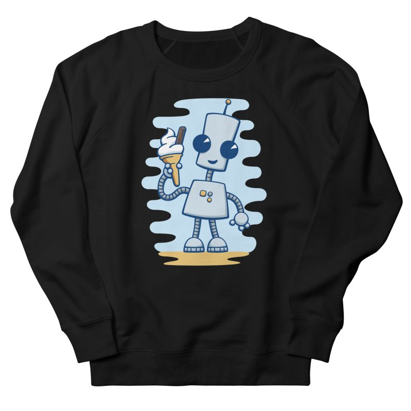 Ned's Ice Cream Men's Sweatshirt by doodledojo's Artist Shop