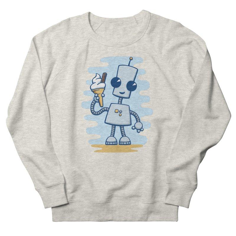 Ned's Ice Cream Men's French Terry Sweatshirt by doodledojo's Artist Shop