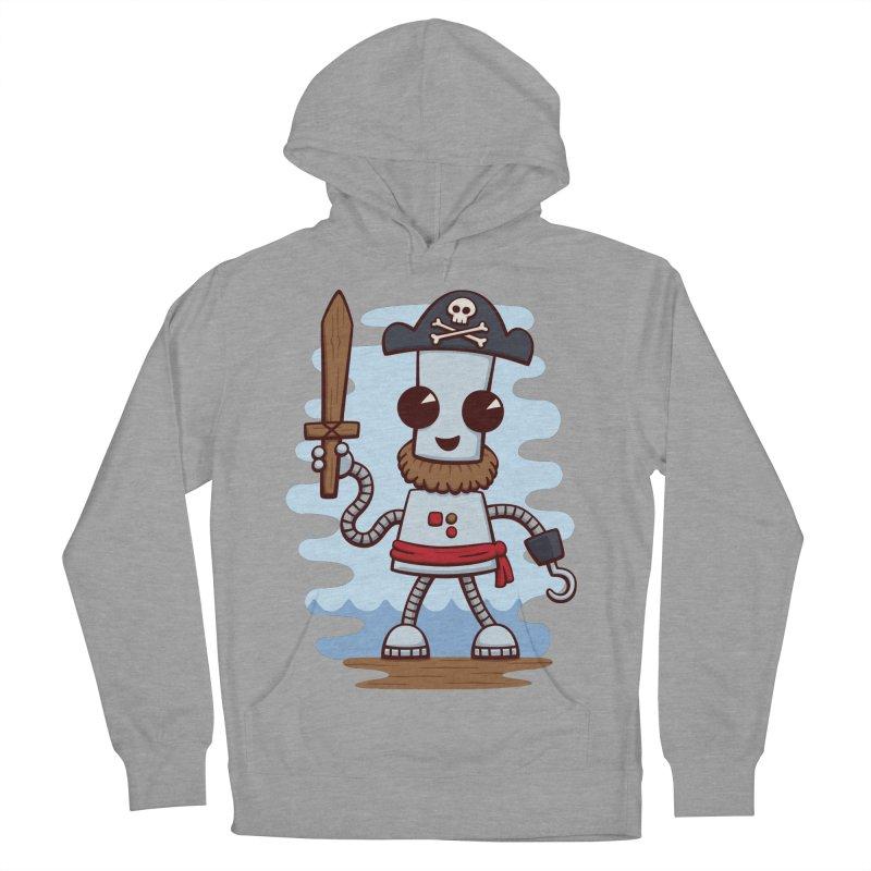 Pirate Ned Women's Pullover Hoody by doodledojo's Artist Shop