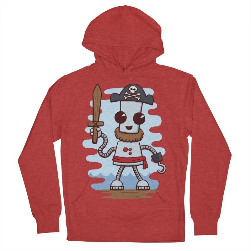 Pirate Ned Men's Pullover Hoody by doodledojo's Artist Shop