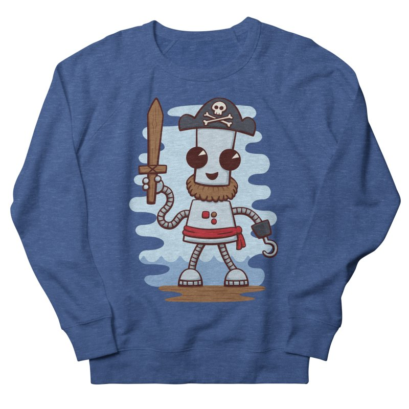 Pirate Ned Women's Sweatshirt by doodledojo's Artist Shop