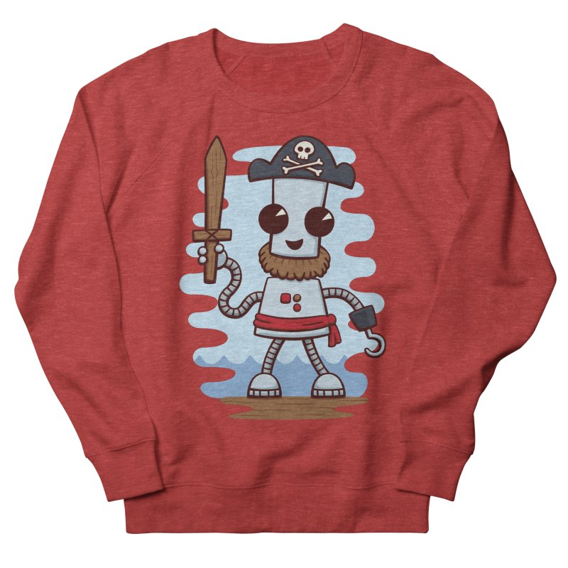 Pirate Ned Men's Sweatshirt by doodledojo's Artist Shop