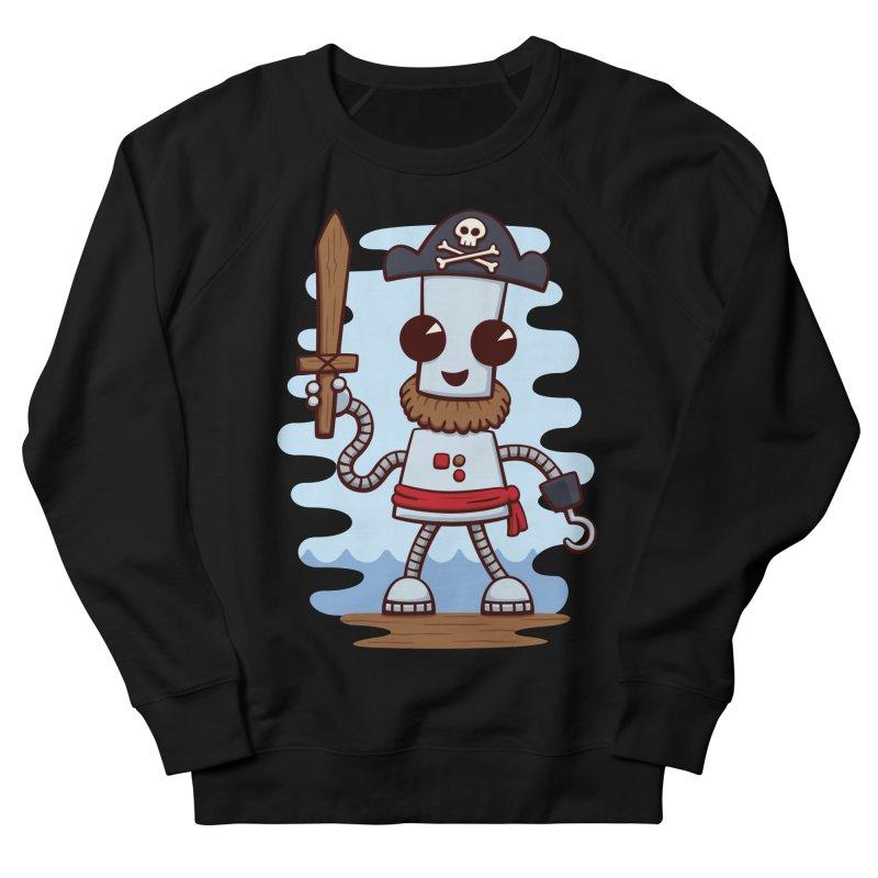 Pirate Ned Men's Sweatshirt by doodledojo's Artist Shop