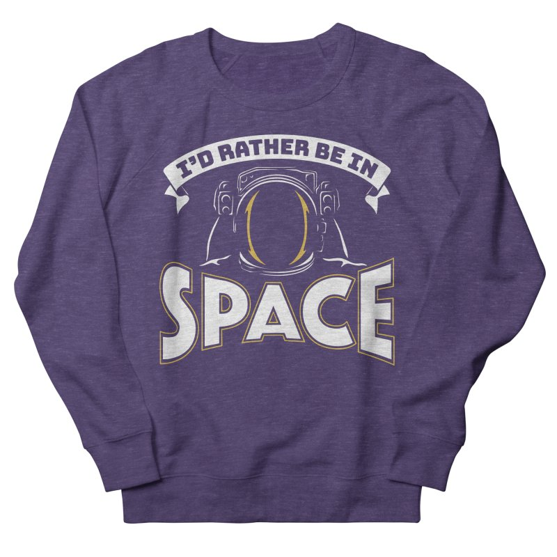 I'd Rather be in Space   by doodledojo's Artist Shop