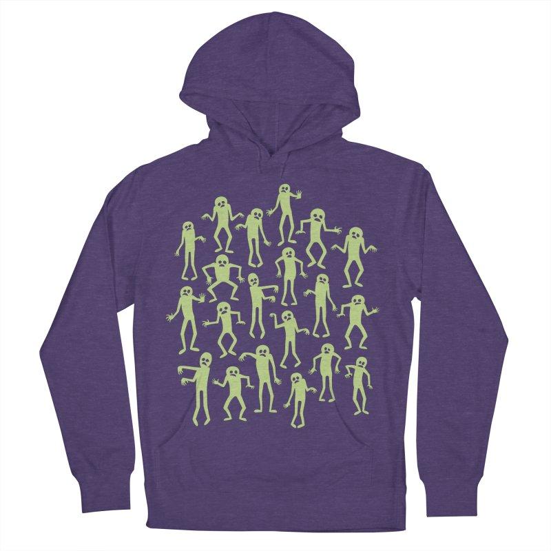 Zombie Dance Men's Pullover Hoody by doodledojo's Artist Shop