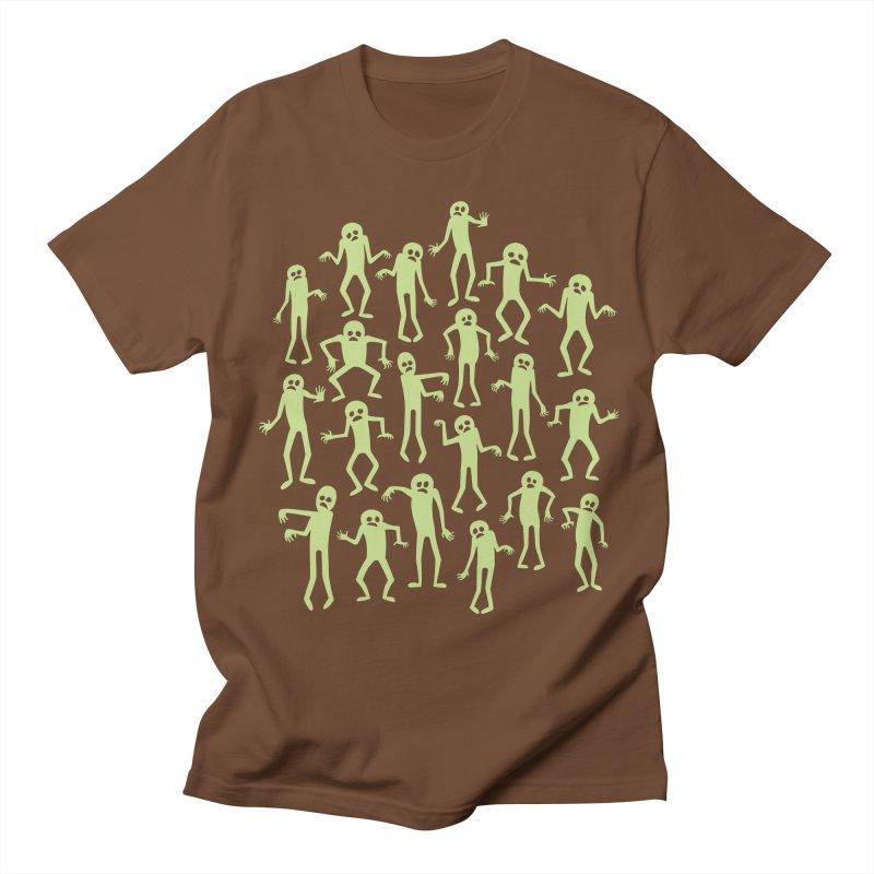 Zombie Dance Women's Unisex T-Shirt by doodledojo's Artist Shop