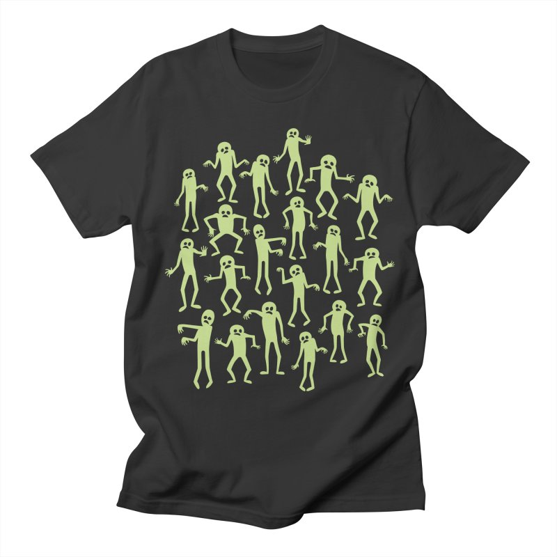 Zombie Dance Men's T-shirt by doodledojo's Artist Shop