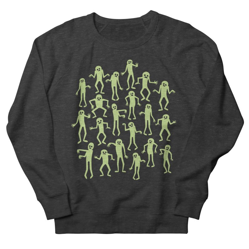 Zombie Dance Men's Sweatshirt by doodledojo's Artist Shop