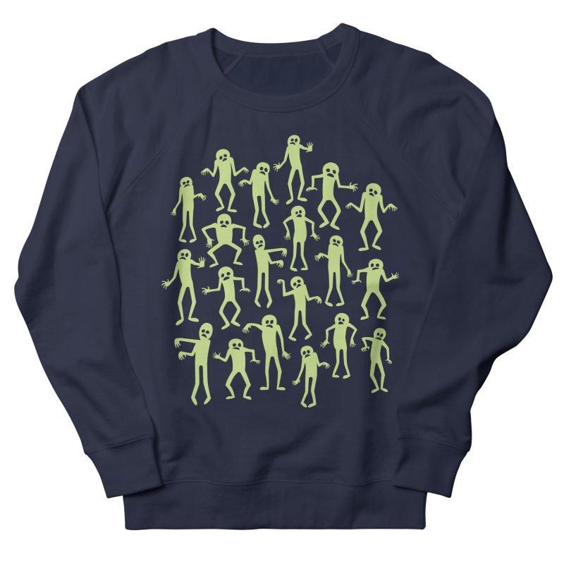 Zombie Dance Men's Sweatshirt by doodledojo's Artist Shop