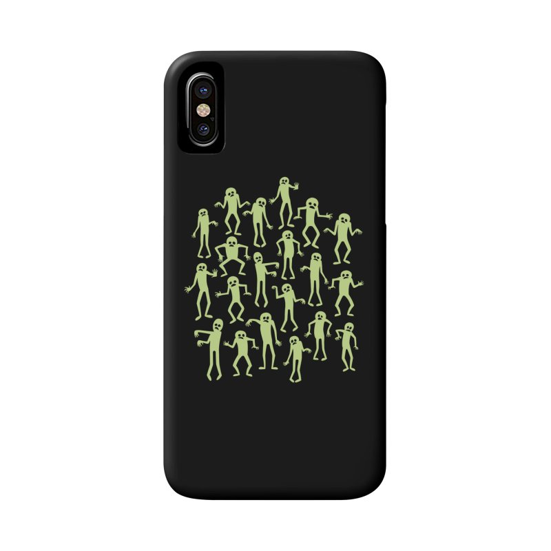 Zombie Dance Accessories Phone Case by doodledojo's Artist Shop