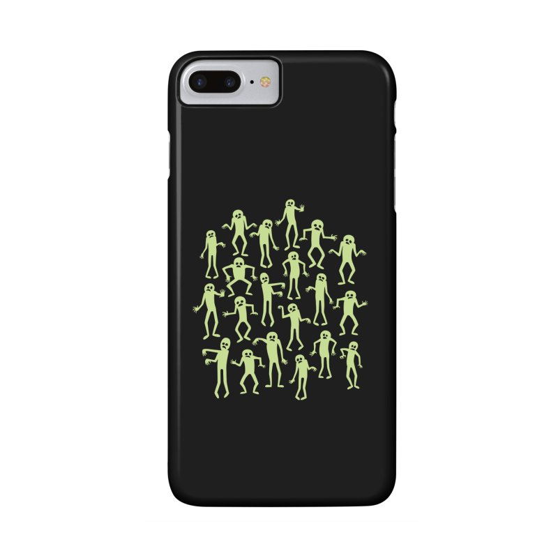 Zombie Dance Accessories Phone Case by doodledojo's Artist Shop