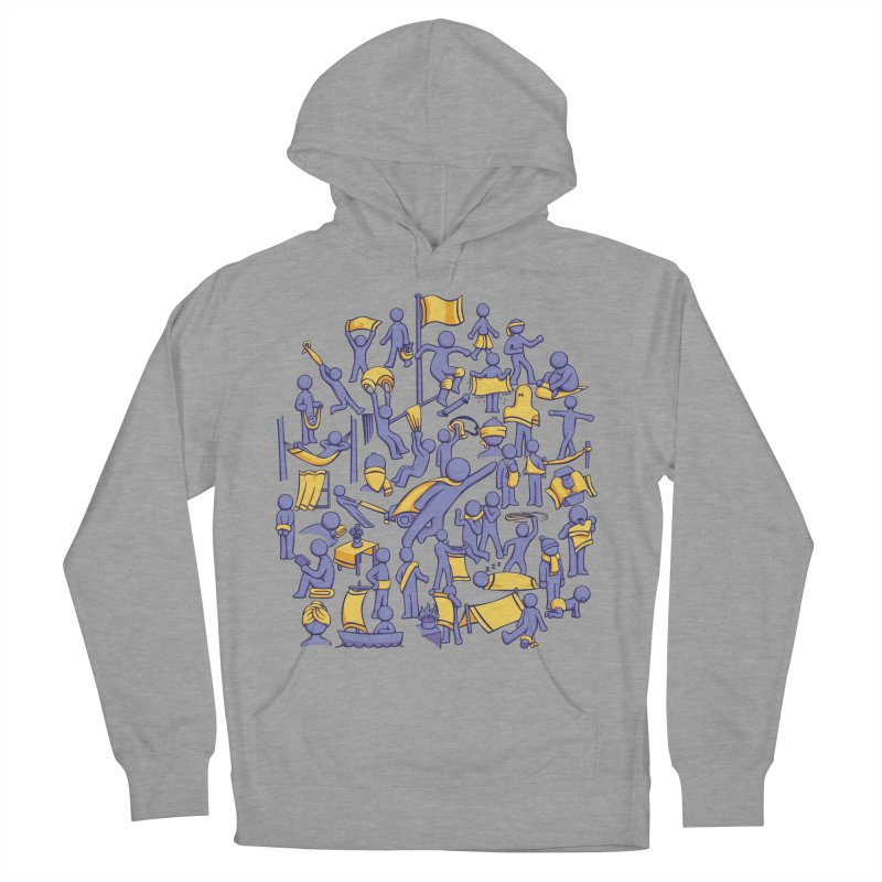 42 Uses for Towels Women's Pullover Hoody by doodledojo's Artist Shop