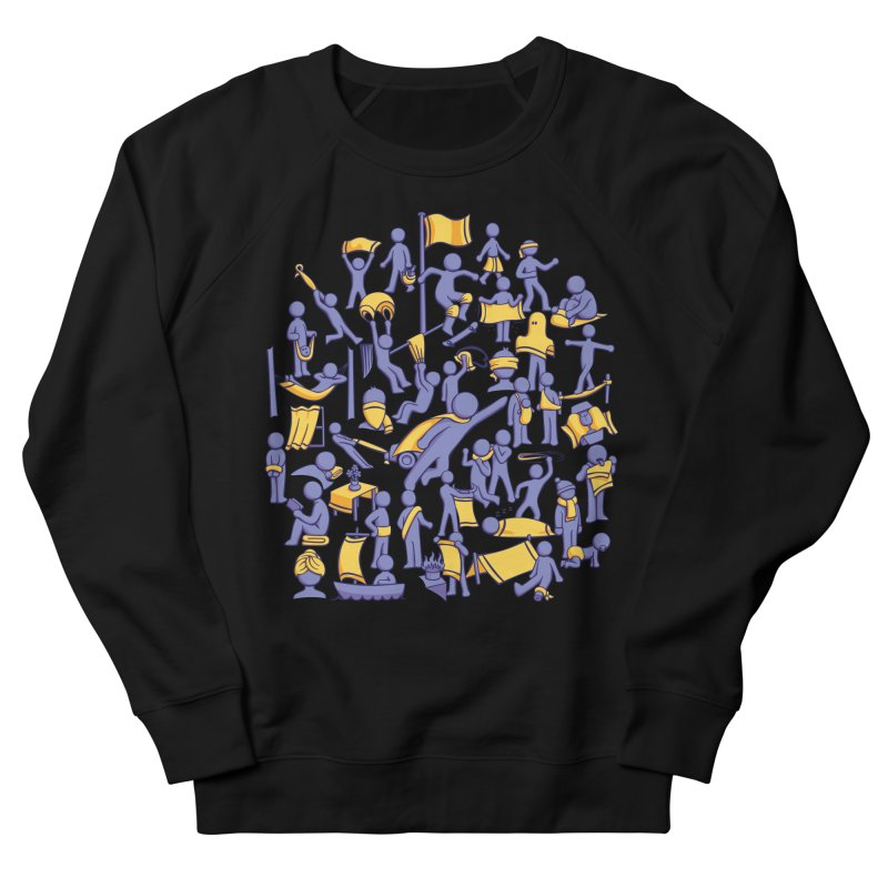 42 Uses for Towels Women's Sweatshirt by doodledojo's Artist Shop