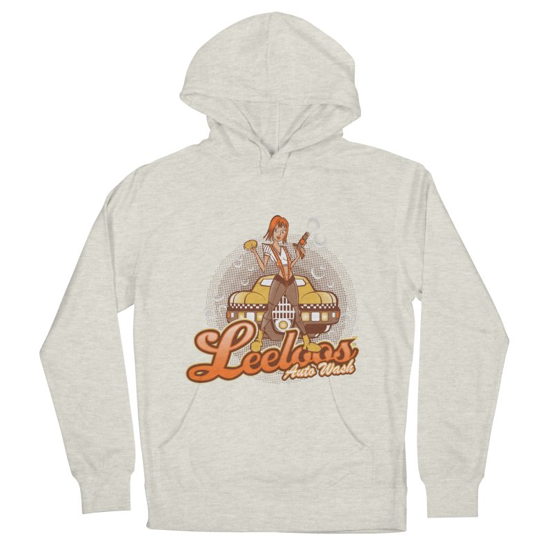 LeeLoo's Autowash Women's Pullover Hoody by doodleheaddee's Artist Shop