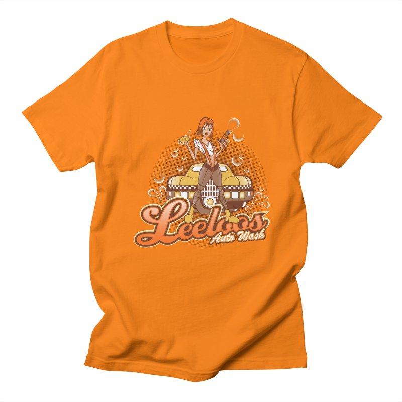 LeeLoo's Autowash Men's T-shirt by doodleheaddee's Artist Shop