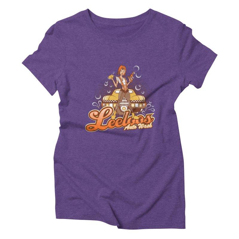 LeeLoo's Autowash Women's Triblend T-Shirt by doodleheaddee's Artist Shop