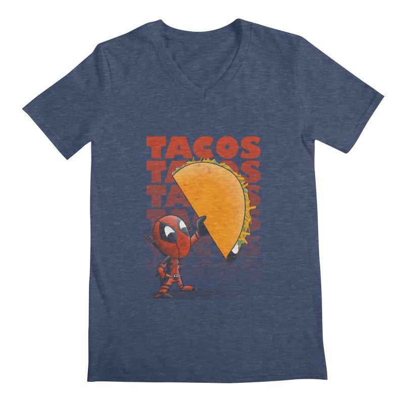 Tacos!!!   by doodleheaddee's Artist Shop