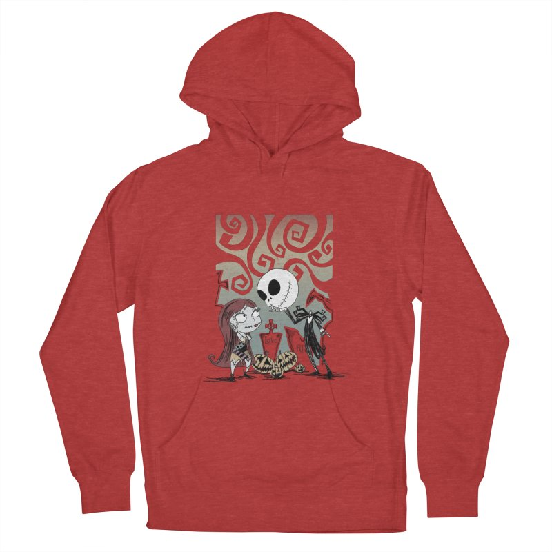 It's a Nightmare Kind of Love Men's French Terry Pullover Hoody by doodleheaddee's Artist Shop