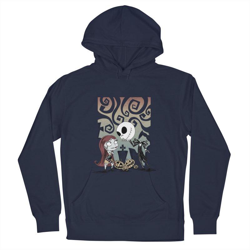 It's a Nightmare Kind of Love Men's Pullover Hoody by doodleheaddee's Artist Shop