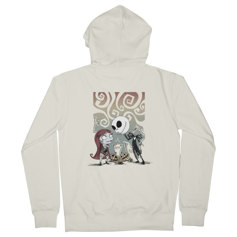 It's a Nightmare Kind of Love Women's Zip-Up Hoody by doodleheaddee's Artist Shop