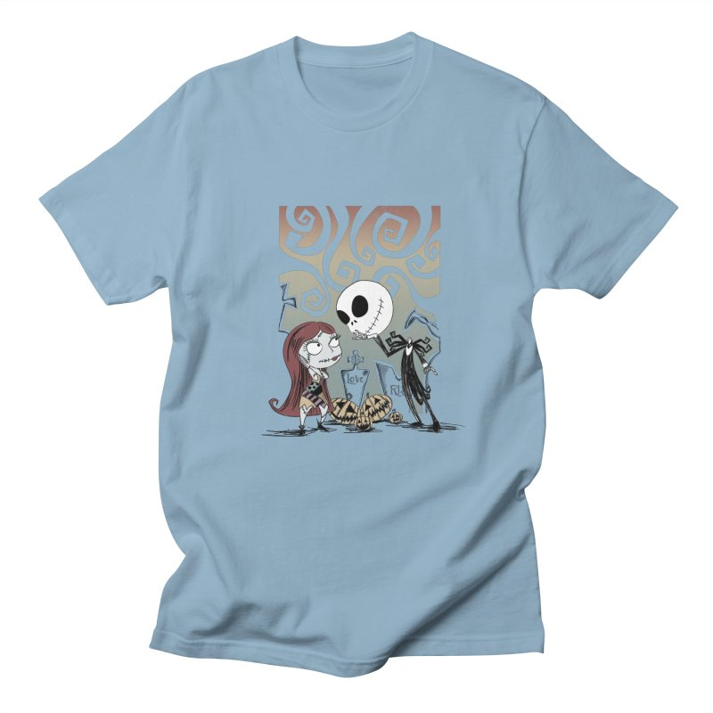 It's a Nightmare Kind of Love Men's Regular T-Shirt by doodleheaddee's Artist Shop