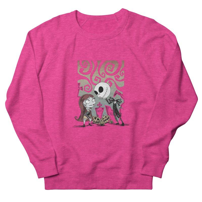 It's a Nightmare Kind of Love Women's French Terry Sweatshirt by doodleheaddee's Artist Shop