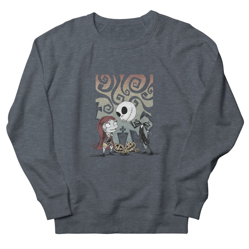 It's a Nightmare Kind of Love Men's French Terry Sweatshirt by doodleheaddee's Artist Shop