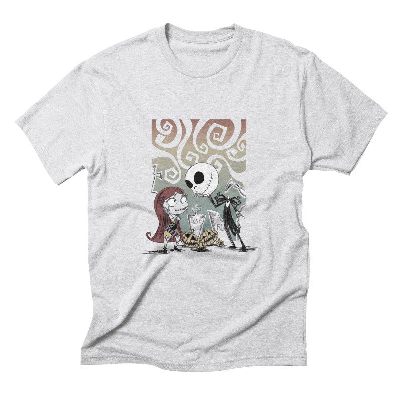 It's a Nightmare Kind of Love Men's Triblend T-Shirt by doodleheaddee's Artist Shop