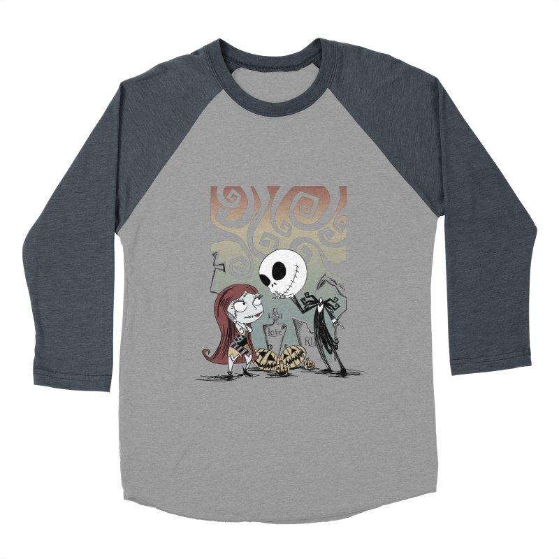 It's a Nightmare Kind of Love Women's Baseball Triblend T-Shirt by doodleheaddee's Artist Shop