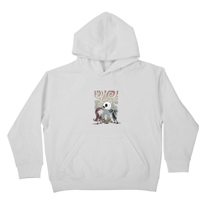 It's a Nightmare Kind of Love Kids Pullover Hoody by doodleheaddee's Artist Shop