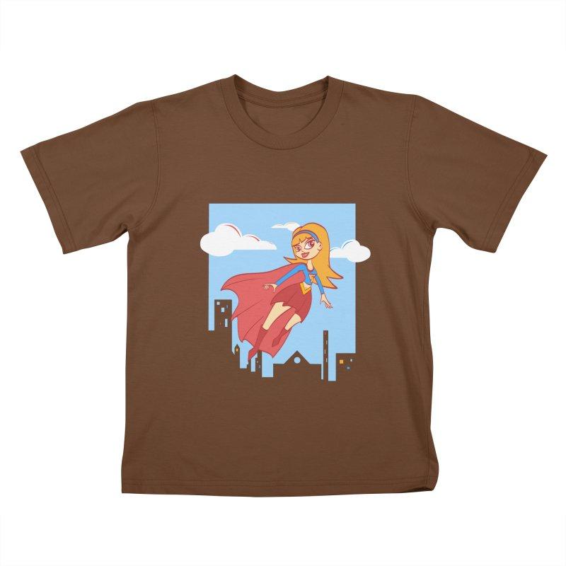Be a Super Girl   by doodleheaddee's Artist Shop