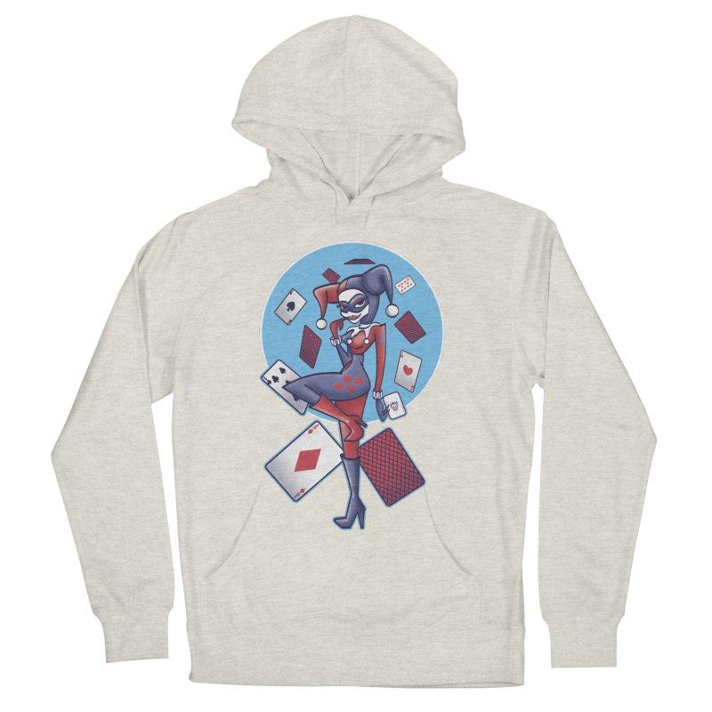 Harleys Card Game Men's Pullover Hoody by doodleheaddee's Artist Shop
