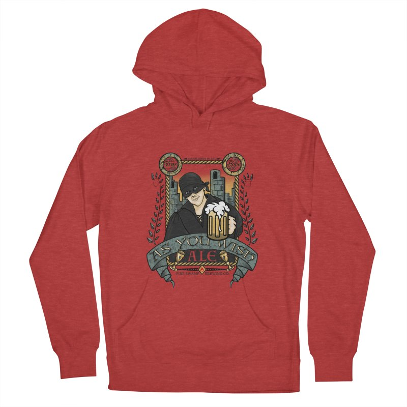 As You Wish Ale Men's Pullover Hoody by doodleheaddee's Artist Shop
