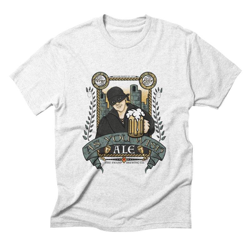 As You Wish Ale Men's Triblend T-shirt by doodleheaddee's Artist Shop