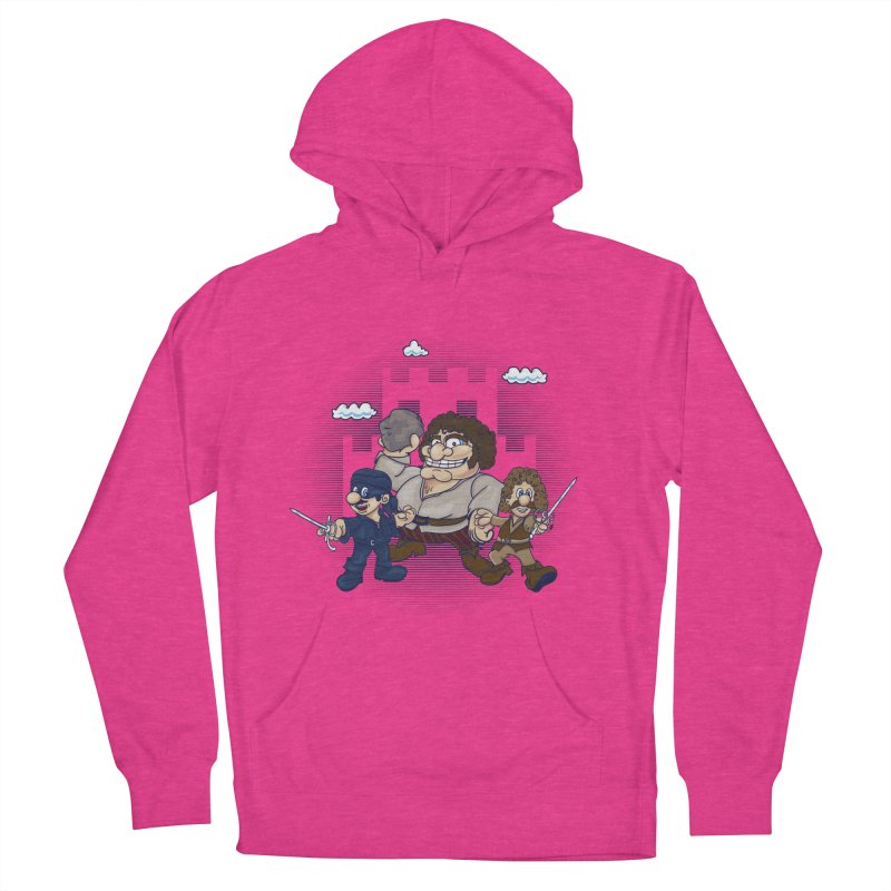 Have Fun Stormin' the Castle Men's Pullover Hoody by doodleheaddee's Artist Shop