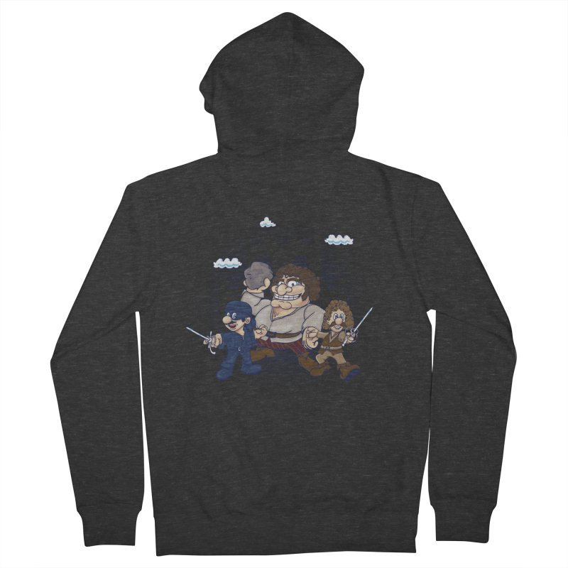 Have Fun Stormin' the Castle Women's French Terry Zip-Up Hoody by doodleheaddee's Artist Shop